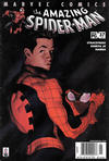 Cover for The Amazing Spider-Man (Marvel, 1999 series) #37 (478) [Newsstand]
