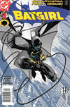 Cover for Batgirl (DC, 2000 series) #1 [Newsstand]