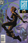 Cover for Catwoman (DC, 2002 series) #12 [Newsstand]