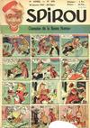Cover for Spirou (Dupuis, 1947 series) #459