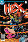 Cover for Hex (DC, 1985 series) #7 [Newsstand]