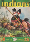 Cover for Indians (Impéria, 1957 series) #1