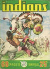 Cover for Indians (Impéria, 1957 series) #15