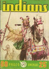 Cover for Indians (Impéria, 1957 series) #16