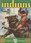Cover for Indians (Impéria, 1957 series) #53