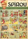 Cover for Spirou (Dupuis, 1947 series) #461