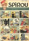 Cover for Spirou (Dupuis, 1947 series) #462