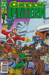 Cover for Green Lantern (DC, 1990 series) #39 [Newsstand]
