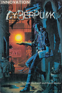 Cover Thumbnail for Cyberpunk Graphic Novel (Innovation, 1989 series) #1
