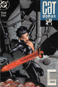 Cover Thumbnail for Catwoman (DC, 2002 series) #16 [Newsstand]