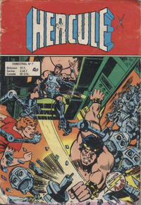 Cover Thumbnail for Hercule (Arédit-Artima, 1976 series) #7