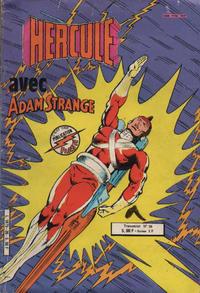 Cover Thumbnail for Hercule (Arédit-Artima, 1976 series) #26