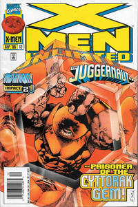 Cover Thumbnail for X-Men Unlimited (Marvel, 1993 series) #12 [Newsstand]