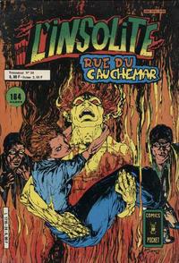 Cover Thumbnail for L'Insolite (Arédit-Artima, 1977 series) #24