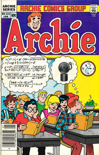 Cover Thumbnail for Archie (Archie, 1959 series) #333
