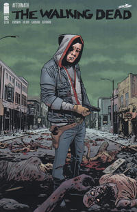 Cover for The Walking Dead (Image, 2003 series) #192 [Cover C]