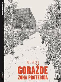 Cover Thumbnail for Novela Gráfica 2019 (Levoir, 2019 series) #6 - Gorazde: Zona Protegida
