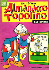 Cover Thumbnail for Almanacco Topolino (Arnoldo Mondadori Editore, 1957 series) #69