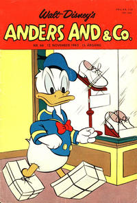 Cover Thumbnail for Anders And & Co. (Egmont, 1949 series) #46/1963