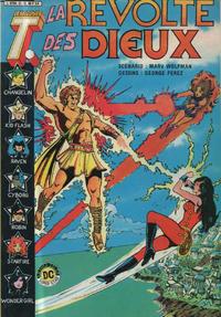 Cover Thumbnail for Les Jeunes Titans (Arédit-Artima, 1982 series) #6