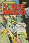 Cover for Judge Dredd (Arédit-Artima, 1984 series) #16