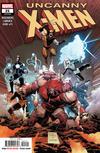 Cover for Uncanny X-Men (Marvel, 2019 series) #21 (643)
