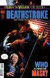 Cover for Deathstroke (DC, 2016 series) #45 [Ed Benes & Richard Friend Cover]