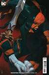 Cover Thumbnail for Deathstroke (2016 series) #44 [Riccardo Federici]