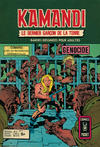 Cover for Kamandi (Arédit-Artima, 1975 series) #9