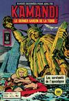 Cover for Kamandi (Arédit-Artima, 1975 series) #1