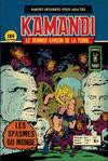 Cover for Kamandi (Arédit-Artima, 1975 series) #5