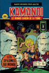 Cover for Kamandi (Arédit-Artima, 1975 series) #5