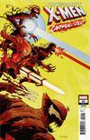 Cover for Uncanny X-Men (Marvel, 2019 series) #21 (643) [Declan Shalvey 'Carnage-Ized']