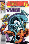 Cover for Micronauts (Marvel, 1984 series) #8 [Newsstand]
