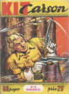 Cover for Kit Carson (Impéria, 1956 series) #3