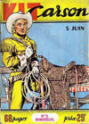 Cover for Kit Carson (Impéria, 1956 series) #5