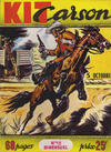 Cover for Kit Carson (Impéria, 1956 series) #13