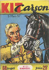Cover for Kit Carson (Impéria, 1956 series) #23