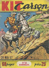 Cover for Kit Carson (Impéria, 1956 series) #28