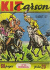 Cover for Kit Carson (Impéria, 1956 series) #33