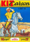 Cover for Kit Carson (Impéria, 1956 series) #57