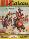 Cover for Kit Carson (Impéria, 1956 series) #61