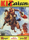 Cover for Kit Carson (Impéria, 1956 series) #77