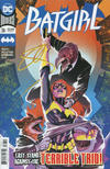 Cover for Batgirl (DC, 2016 series) #36