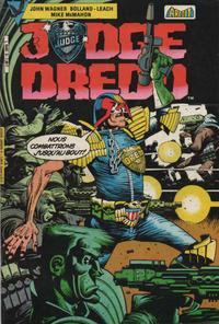 Cover Thumbnail for Judge Dredd (Arédit-Artima, 1984 series) #9