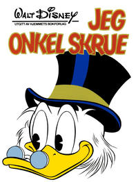 Cover for Jeg-bøkene (Hjemmet / Egmont, 1974 series) #[1975] - Jeg Onkel Skrue