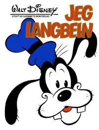 Cover Thumbnail for Jeg-bøkene (Hjemmet / Egmont, 1974 series) #[1977] - Jeg Langbein