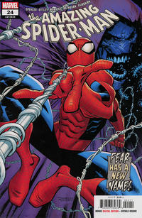 Cover Thumbnail for Amazing Spider-Man (Marvel, 2018 series) #24 (825)