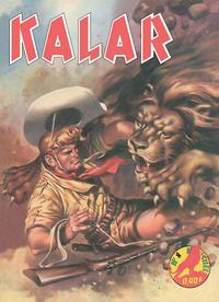 Cover Thumbnail for Kalar (Impéria, 1963 series) #8