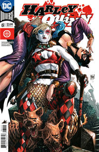 Cover Thumbnail for Harley Quinn (DC, 2016 series) #61